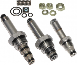 Crossover Valve Springs and Seal Kits