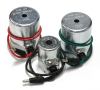 DME Manufacturing EPOXY Sealed - Meyer Snow Plow Coil & Valve Set for E47, E57, E60, Pumps, Optional 18-8 Stainless Steel Nut & Lock Washer Included