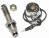 DME Mfg, Meyer Snow Plow Coil & Valve Set for E47, E57, E60, Pumps, Silicone Coil Sealant, Anti-Seize Grease, B & C Coil Spacer Rings, Optional 18-8 Stainless Steel Nuts Included